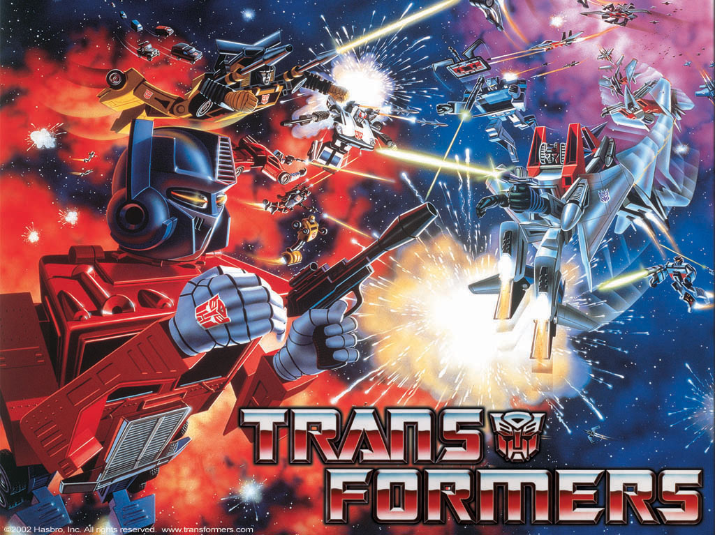 Transformers G1 Cartoon